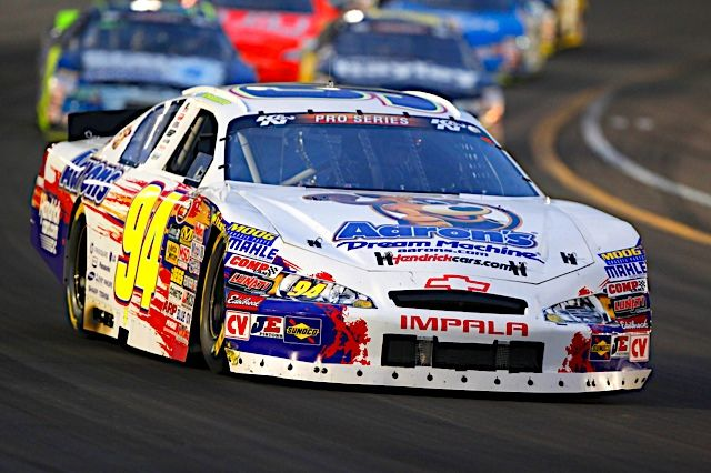 RACE  RECAP (Nov. 12, 2012): Chase Elliott finishes fourth in KN West race at Phoenix. Read more: http://chaseelliott.com/elliott-finishes-fourth-at-phoenix/#.