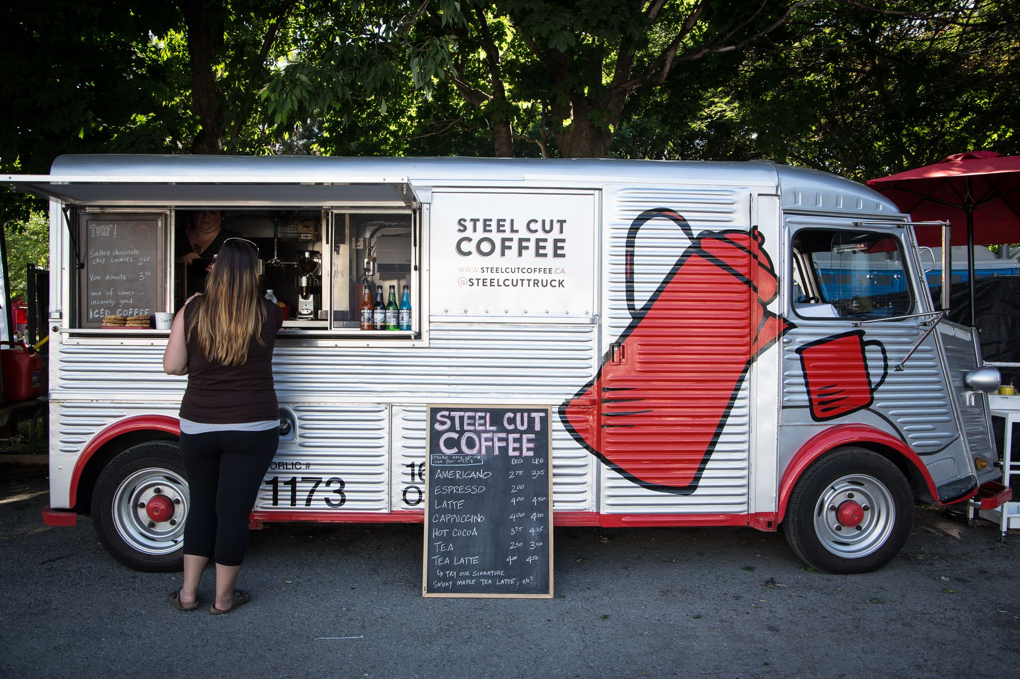 Coffee Truck How To Start And Run A Successful One Food Revolt Coffee Truck Coffee Food Truck Food Truck