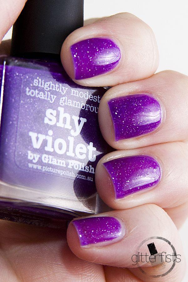 Picture Polish Shy Violet