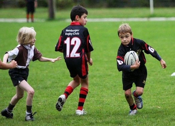 Youth Rugby Teams Near Me