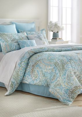 Modern Southern Home Grace 8 Piece Comforter Bed In A Bag