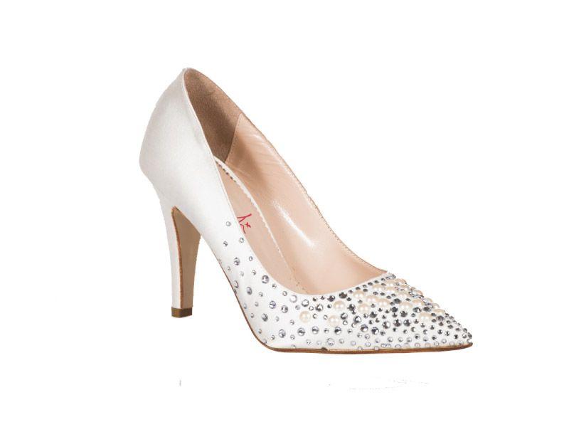 Scarpe Sposa Colorate Dove Comprarle.Ultimo Sconto Presentazione Migliore Online Scarpe Sposa Con Perle