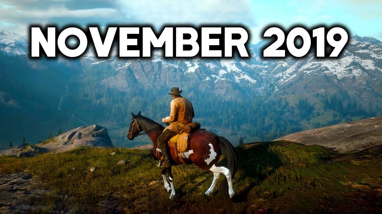 Top 10 NEW Games of November 2019 PC,PS4,XBOX