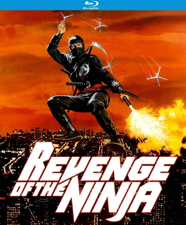 Amazon Com Revenge Of The Ninja Blu Ray Sho Kosugi Keith