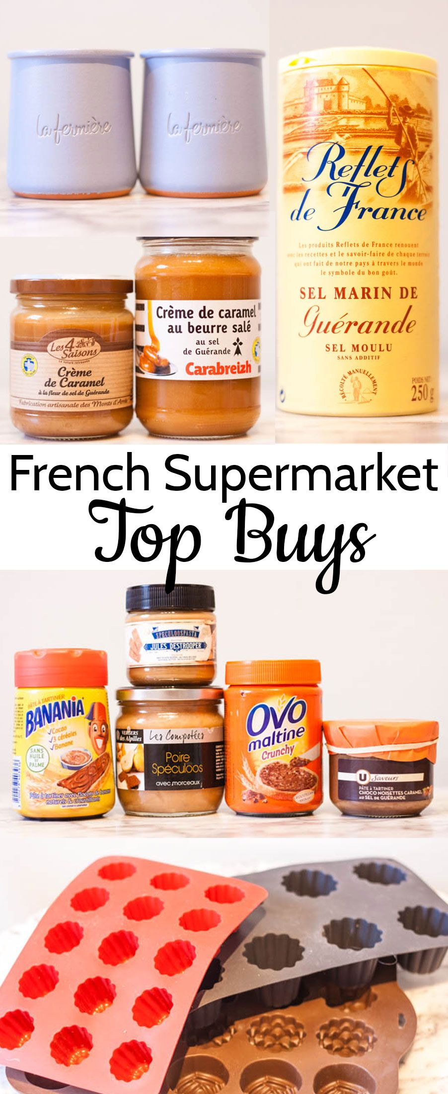 French Supermarket Top Buys - The Best of the Best