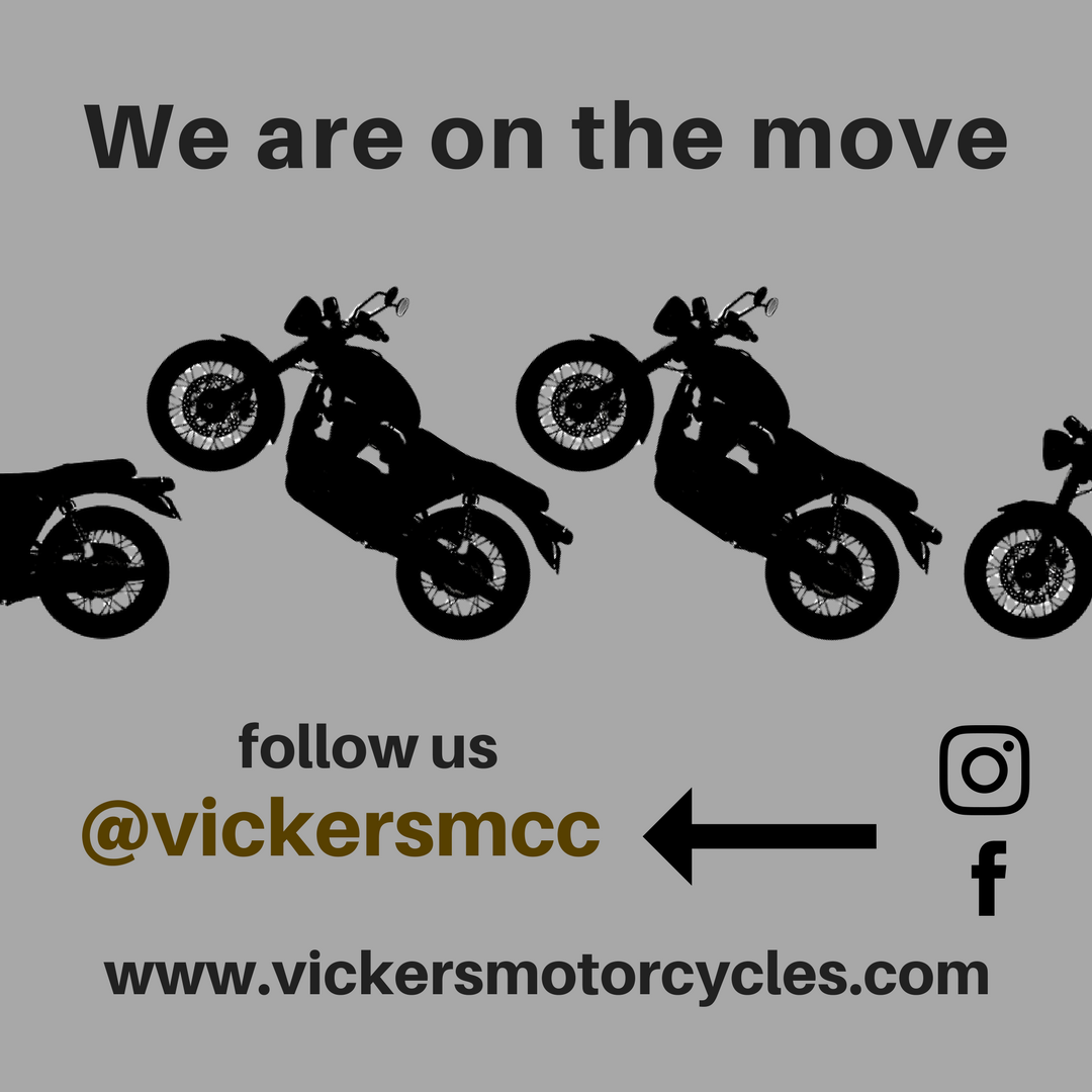 Pin By Legacy85 On Vickers Motorcycle Co