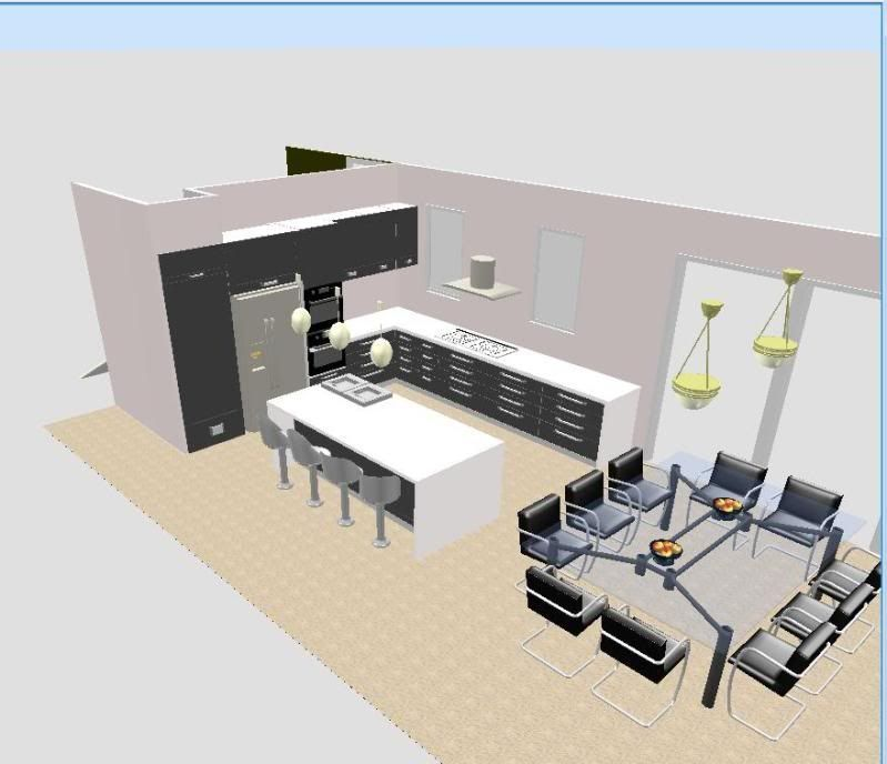 kitchen design 6m x 4m  Image result for 6m x 4m kitchen design #kitchendesign4mx4m ...