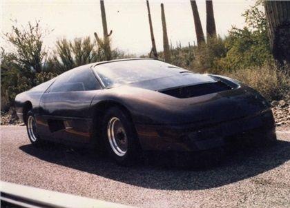 Turbo Interceptor 1986 The Wraith Car
