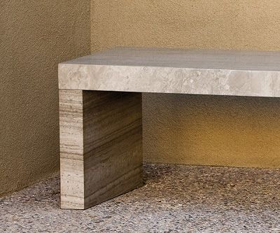 The Granite Shop: Take A Seat! Custom Stone Shower Benches ...