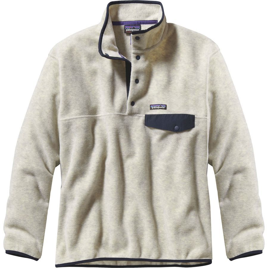 Patagonia Synchilla Snap T Fleece Pullover Men's | Dads