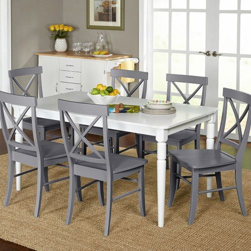 Brookwood Dining Set Kitchen Table Settings Painted Kitchen