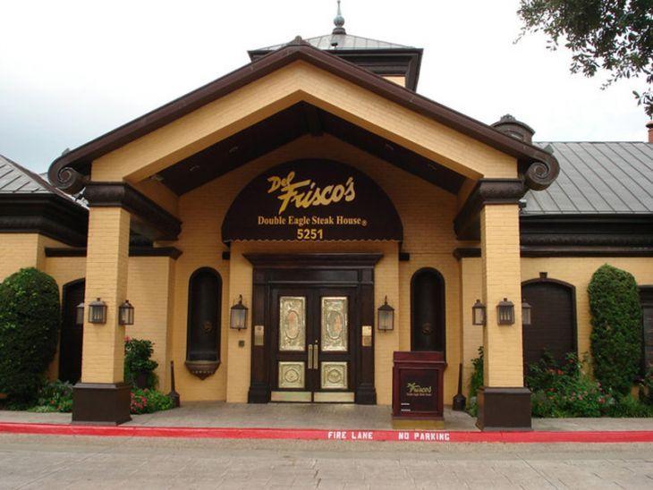 Check out Del Frisco's Double Eagle Steak House, Dallas on