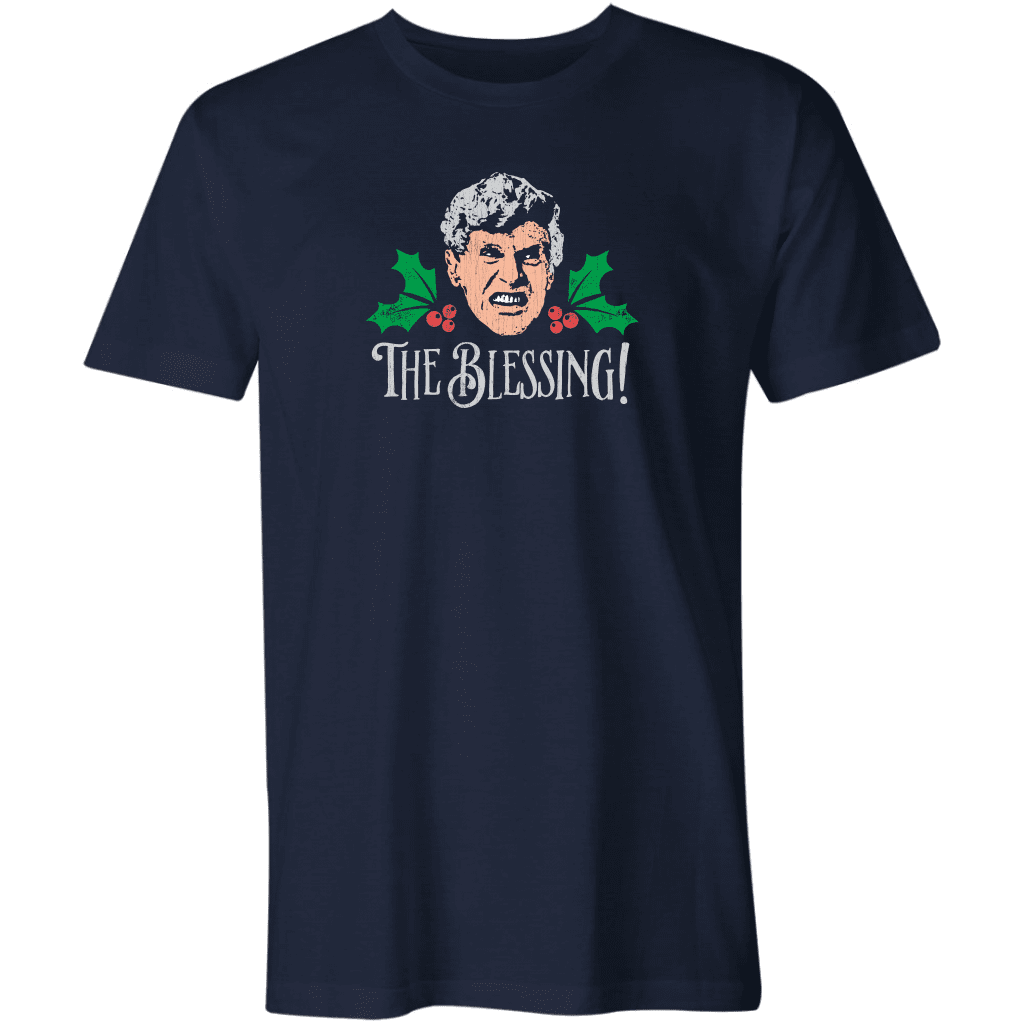 Uncle Lewis The Blessing Christmas vacation shirts