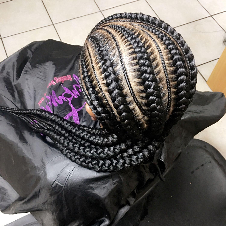 inspiring examples of goddess braids in goddess braids