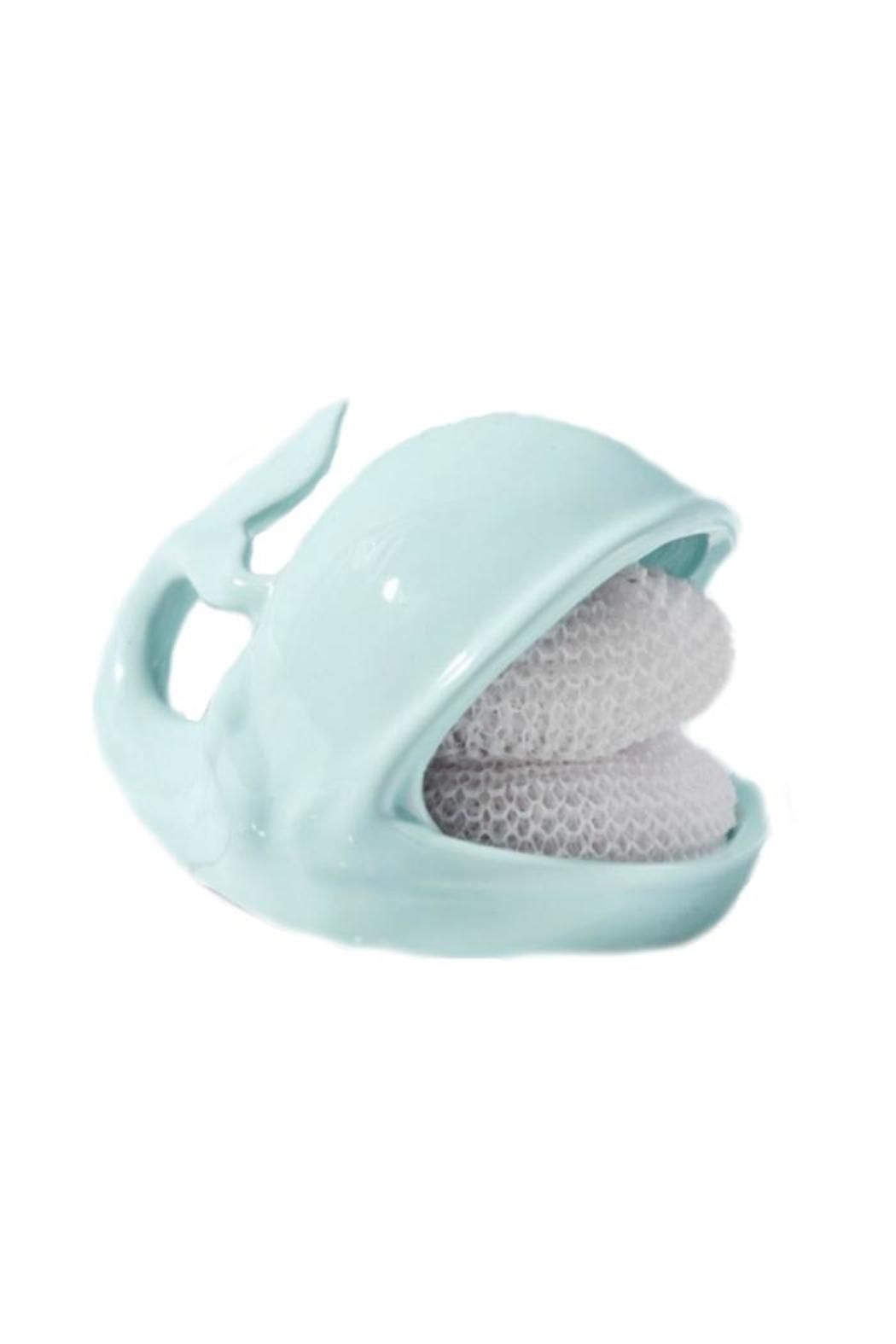Two\'s Company Whale Scrubby Holder | Kitchen tools, Home and The o\'jays