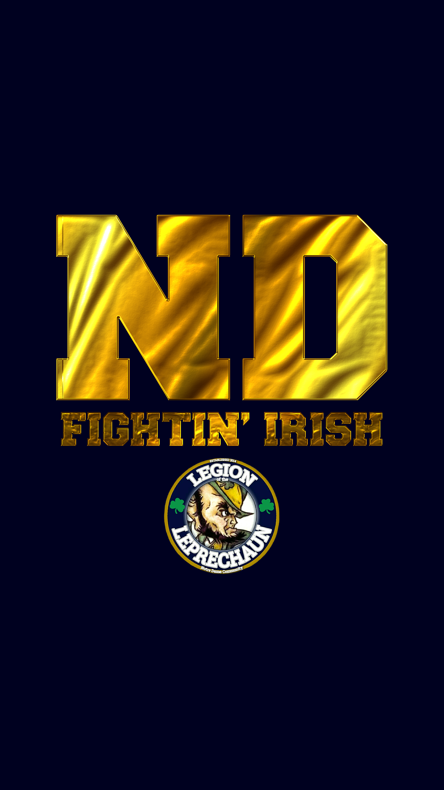 Notre Dame Iphone Android Wallpaper For Your Smart Phone Save And Download Imag Notre Dame Fighting Irish Football Fighting Irish Football Notre Dame Football