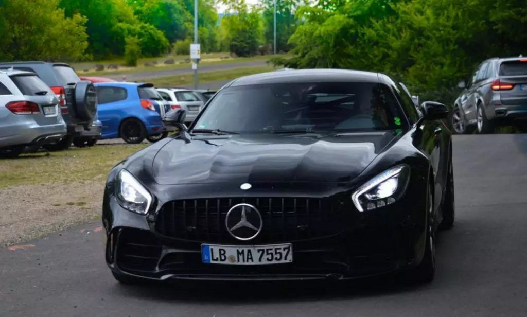2018 MercedesAMG GT Black Series Specs And Price