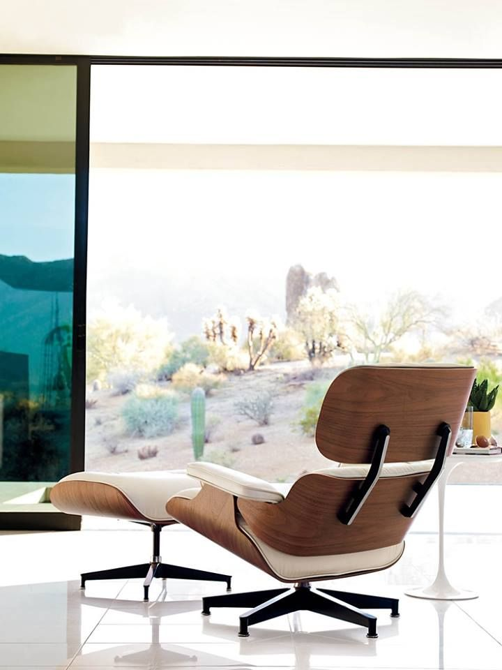 A Timeless Masterpiece The Eames Lounge Chair Reproduction By