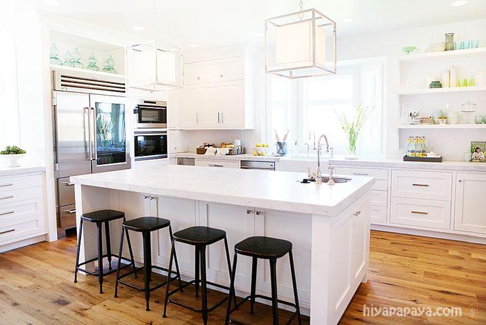 White Kitchen Island For Sale