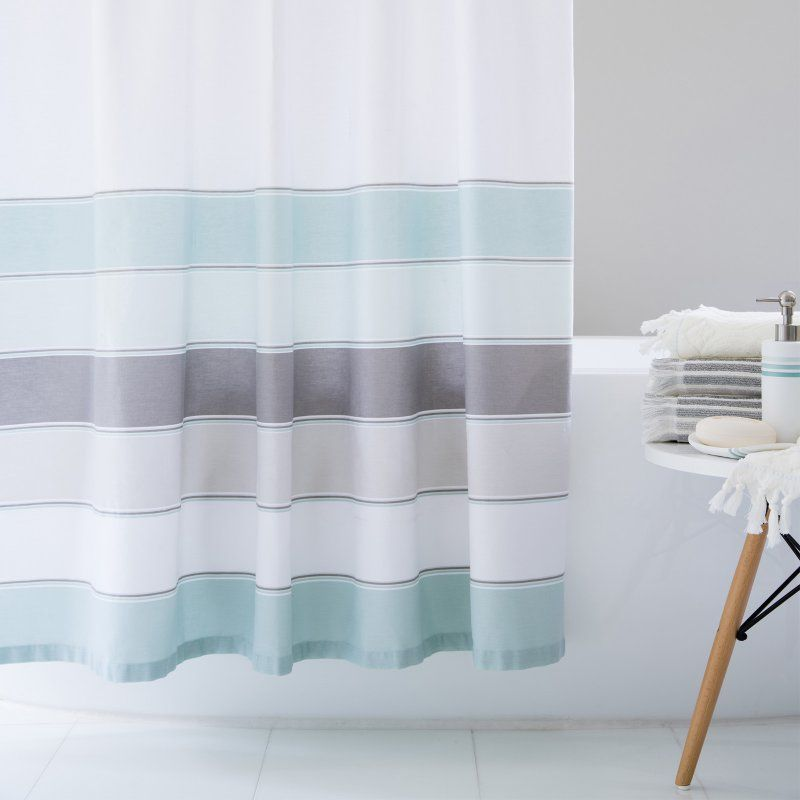 Caro Home Buenos Aires Shower Curtain Mineral Sc 1304 S1 302