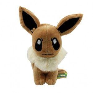 7 Eevee Plush Pokemon Stuffed Animal Baby Toys Us Pokemon Stuffed Animals Eevee Plush Eevee Cute