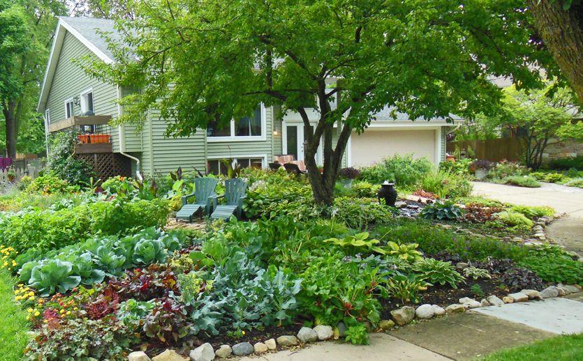 Ordinary Front Yard Vegetable Garden Ideas Part - 14: Pinterest