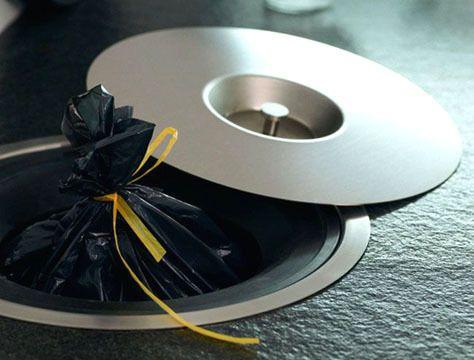 vide-déchets minimaliste   idées pour la maison   pinterest   vide
