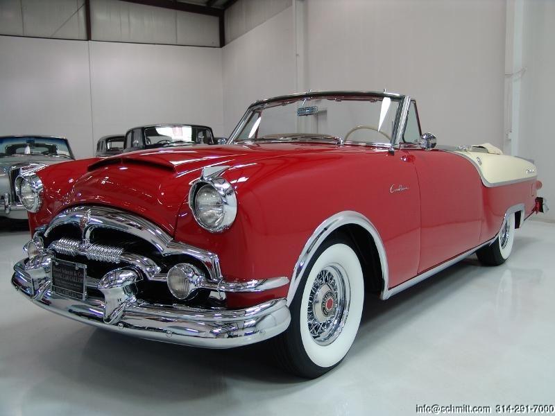 DANIEL SCHMITT & CO CLASSIC CAR GALLERY PRESENTS: 1954 PACKARD ...