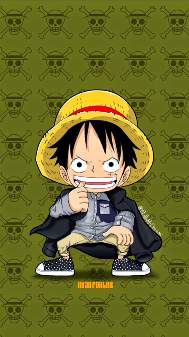 Wallpapers For Iphone 5 From Wallpapers App Ios One Piece Wallpaper Iphone Manga Anime One Piece One Piece Luffy