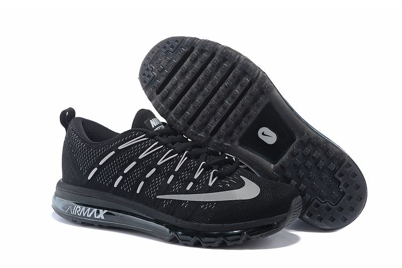 air max 2016 heren zwart