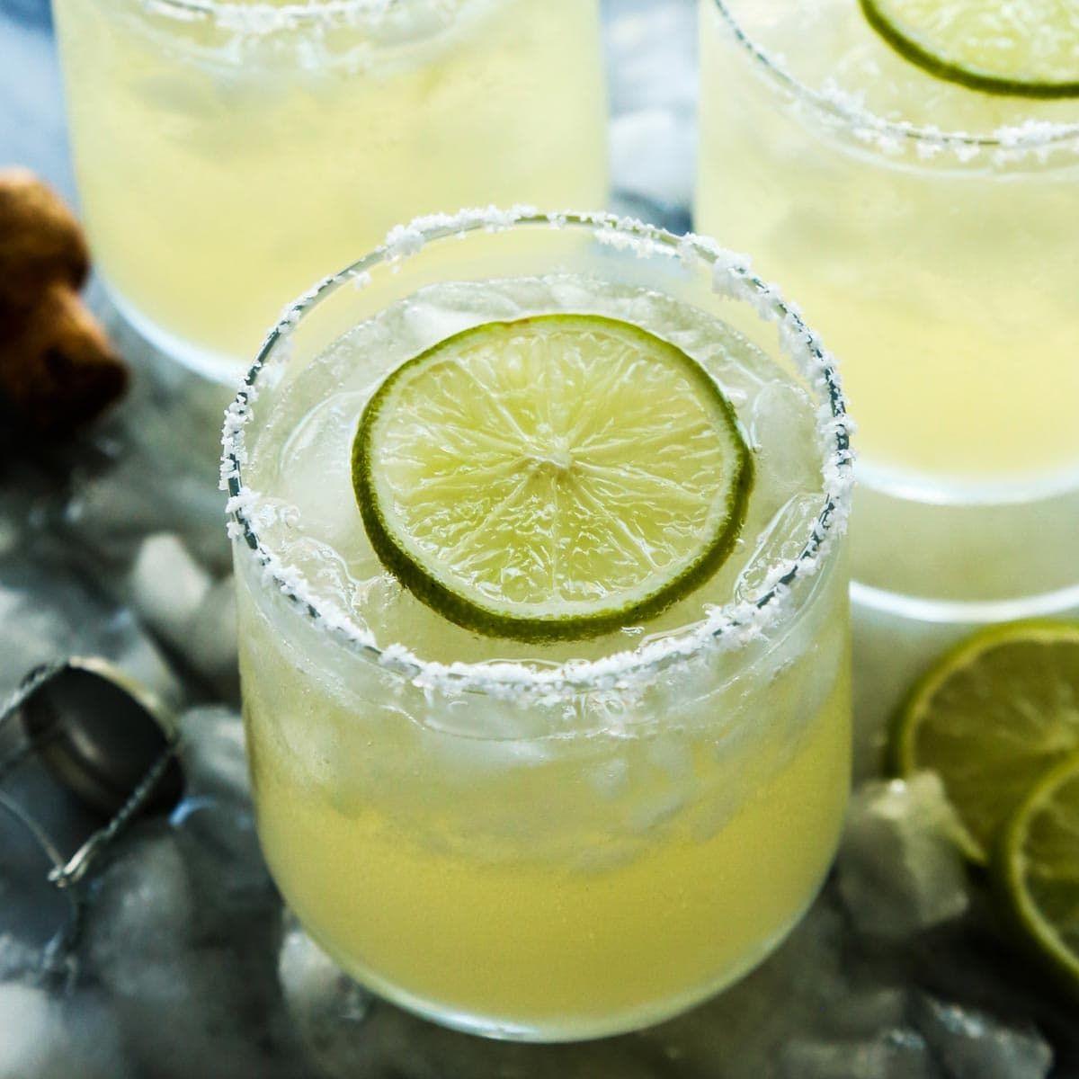 Prosecco Margaritas {big-batch Cocktail}