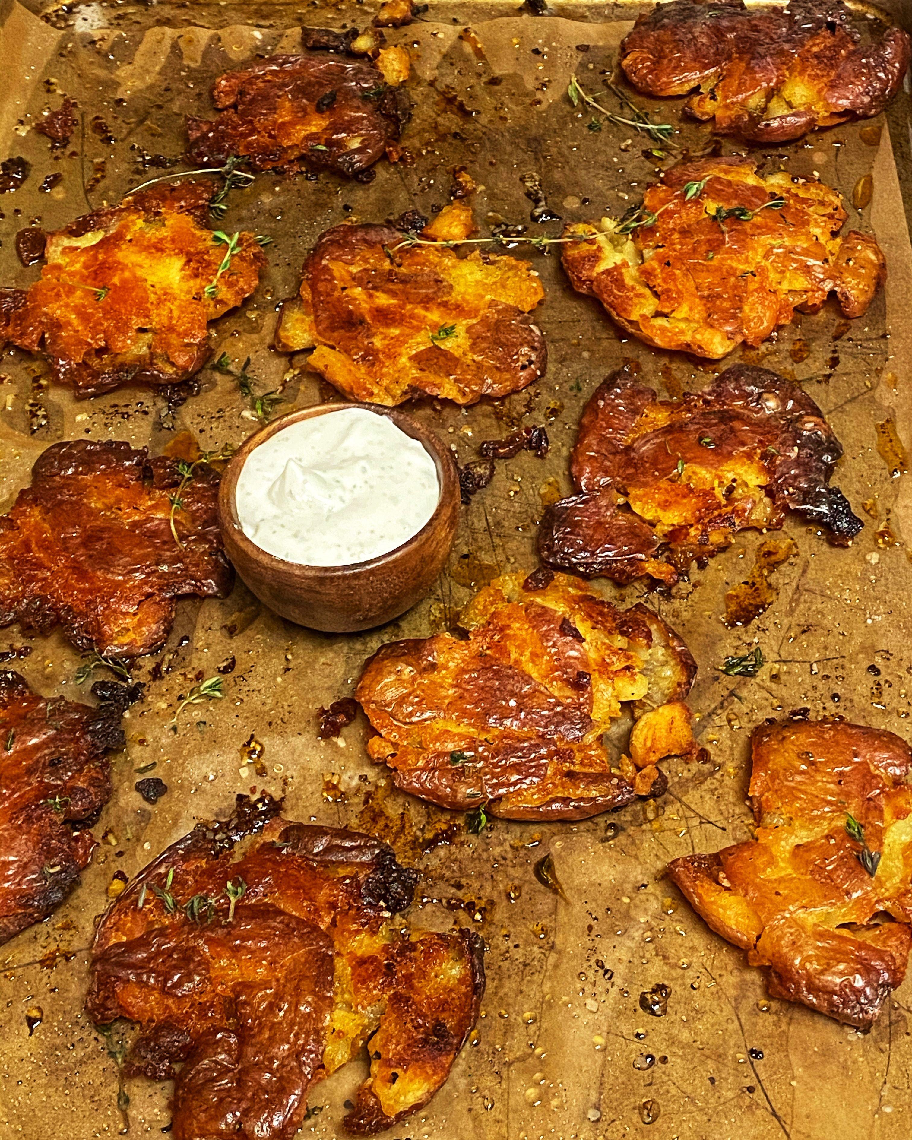 #potatoes #sidedish #easyrecipe #crispy #foodie #homecooking #yummy #simplerecipes