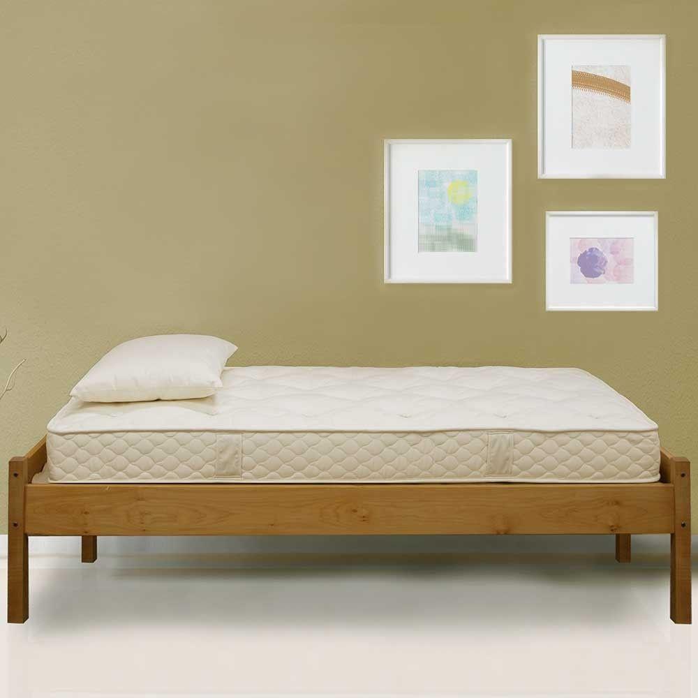 organic twin mattress sale twin mattress pinterest mattress rh pinterest com