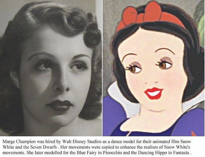 1937 Snow White Marge Champion Snow White Realistic Disney Fun Disney Nerd