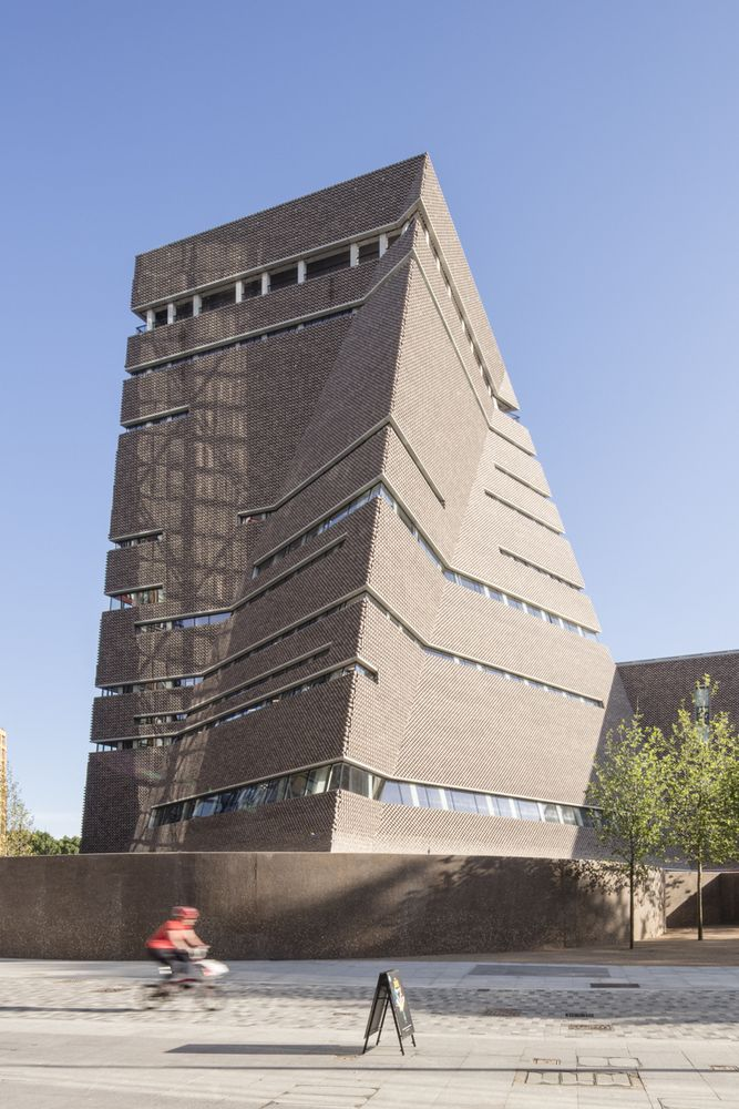 Gallery Of Gallery Herzog De Meuron S Tate Modern Extension Photographed By Laurian Ghinitoiu 13 Tate Modern Extension London Architecture Unusual Buildings