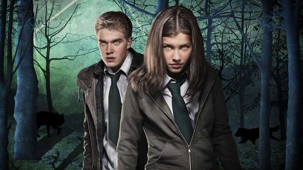 I CAN't WAIT FOR SEASON 2 WOLFBLOOD