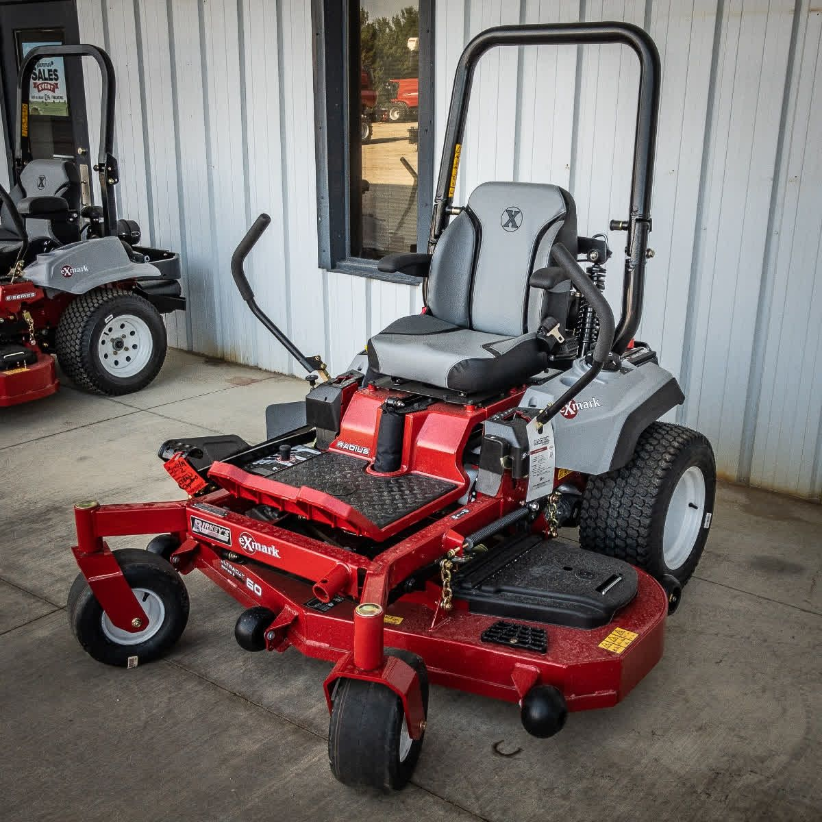 Dominate Your Yard This Season With A Mower From Your Local Birkey S What Are You Mowing With This Season Outdoor Power Equipment Outdoor Riding Lawnmower
