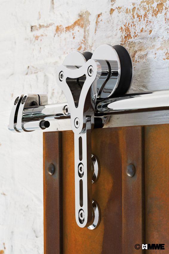 Rusty Duplex Sliding Door Manufactured By Mwe Design By Mario