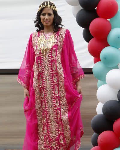 pinkgreatshopping uae fund raiser  traditional dresses