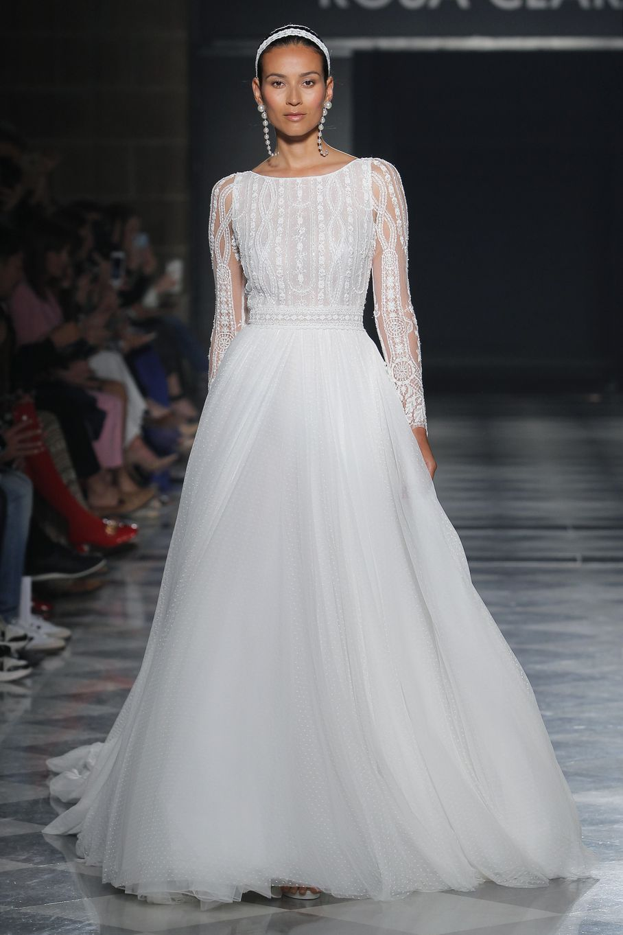 Rosa Clará Bridal Spring 2020 Top wedding dresses