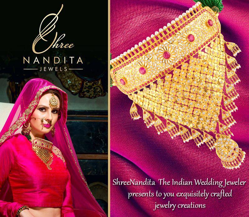 Aad adorned with #Kundan work, rajasthani, rajput jewelry at ...