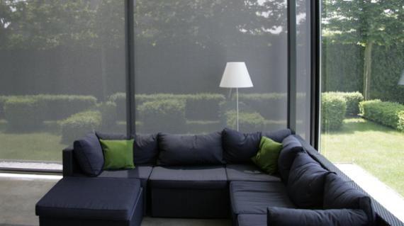 Binnenzonwering zonwering screens brustor screen en zonnescherm