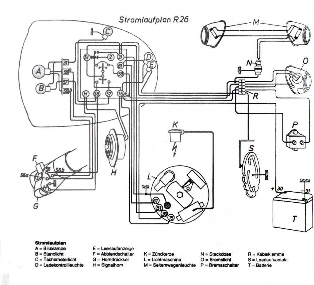 Wiring Diagram Of Motorcycle With Images