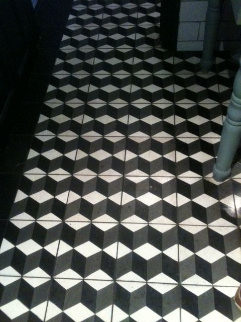 Nice Tile Flooring Patterns And Interiors