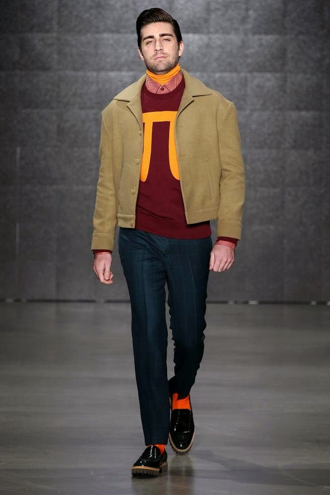 Niyazi Erdogan Fall Winter 2015 Otoño Invierno #Menswear #Trends #Tendencias #Moda Hombre   Istanbul Fashion Week