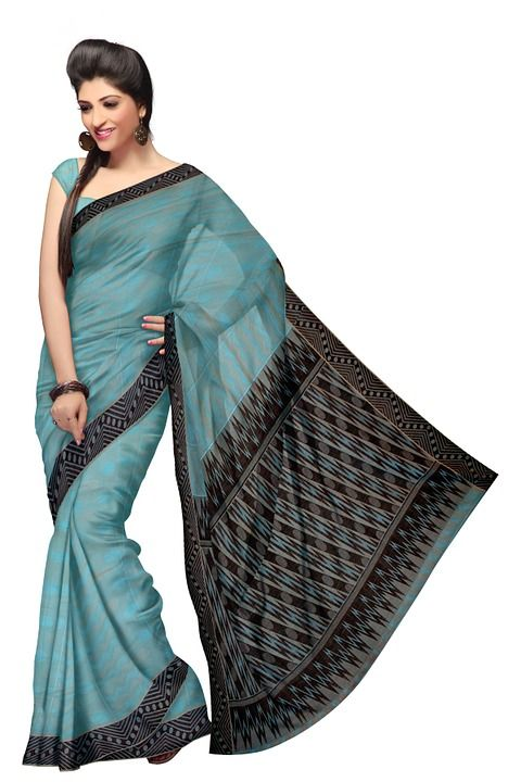 Free Image on Pixabay - Sari, Fashion, Silk, Dress, Woman | Indian ...