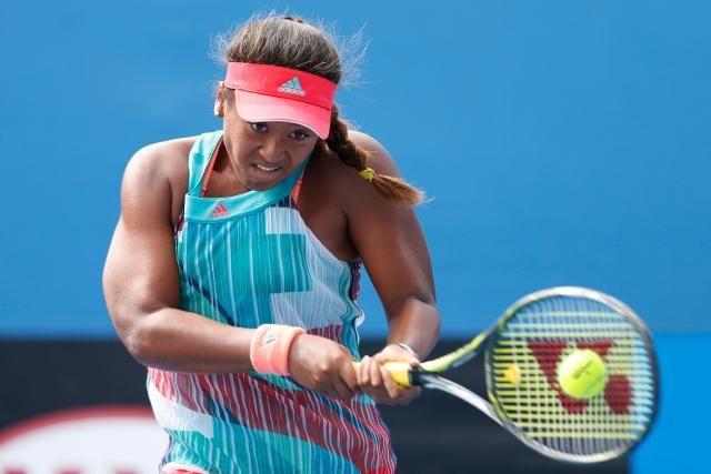 Naomi Osaka Japanka Koja Jos Ne Zna Japanski In 2020 Osaka Tennis Stars Muguruza