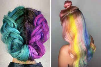 21 Colores atrevidos que te inspirarán a teñirte el cabello en 2016 ... 86dba9241fb7