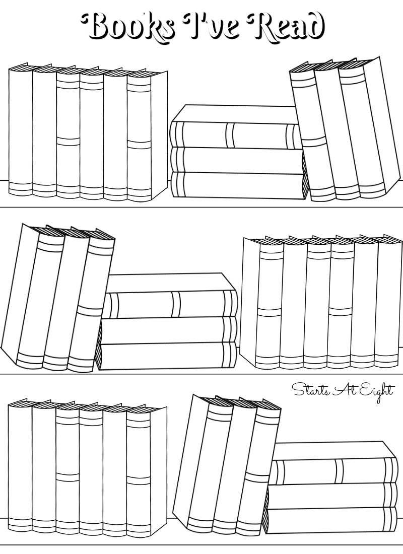free printable books ive read log from starts at eight free printable reading logs from starts at eight looking for a cute printable book log