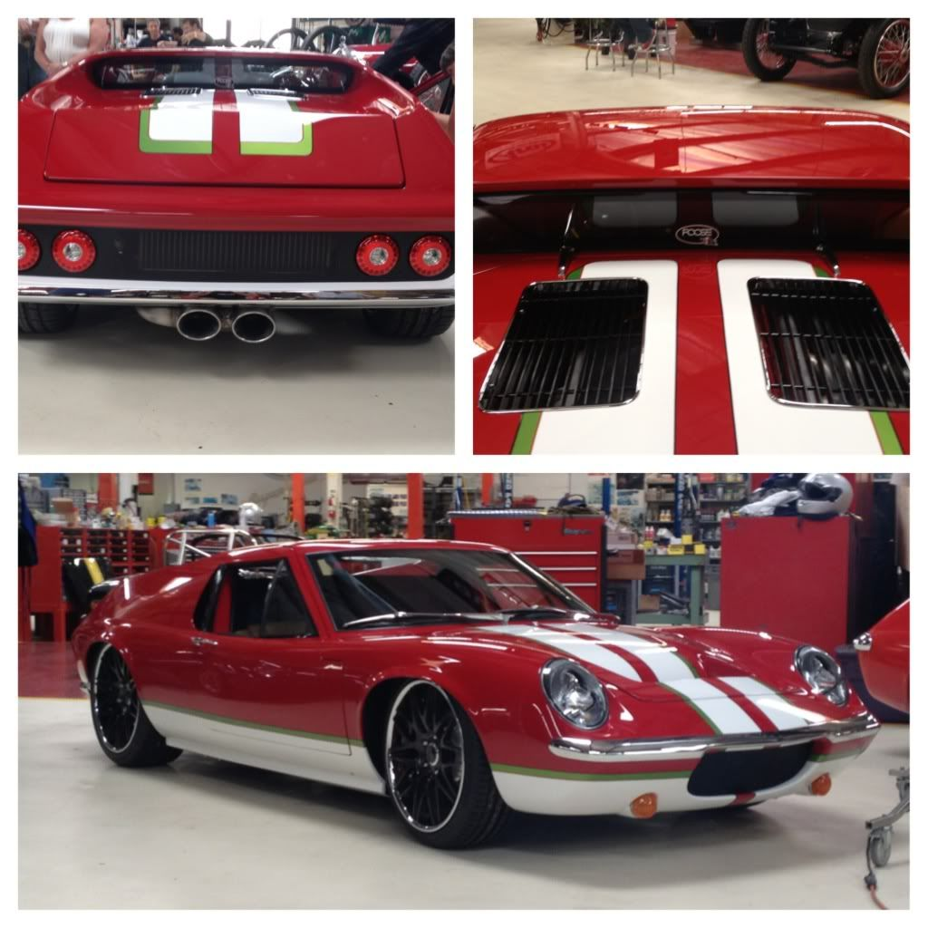Overhaulin Lotus Europa By Chip Foose Coupon Code Nicesup123
